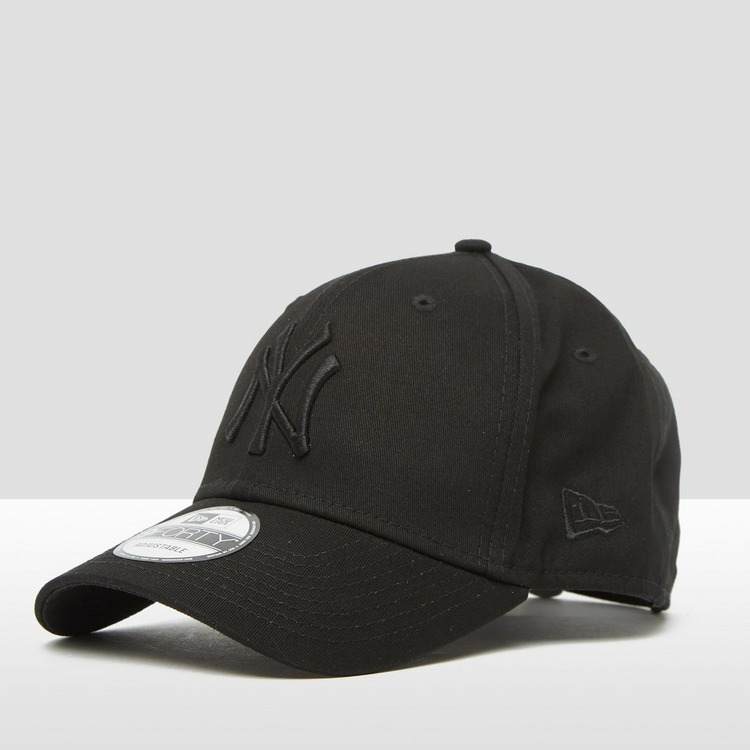 NEW ERA 940 LEAGUE BASIC PET ZWART