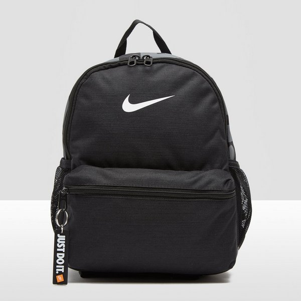a120639d37b NIKE BRASILIA JUST-DO-IT MINI RUGZAK ZWART KINDEREN | Perrysport