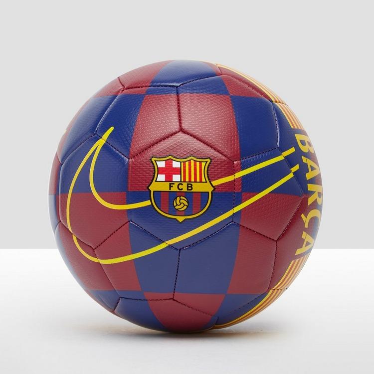 NIKE FC BARCELONA PRESTIGE VOETBAL 19/20 BLAUW/ROOD