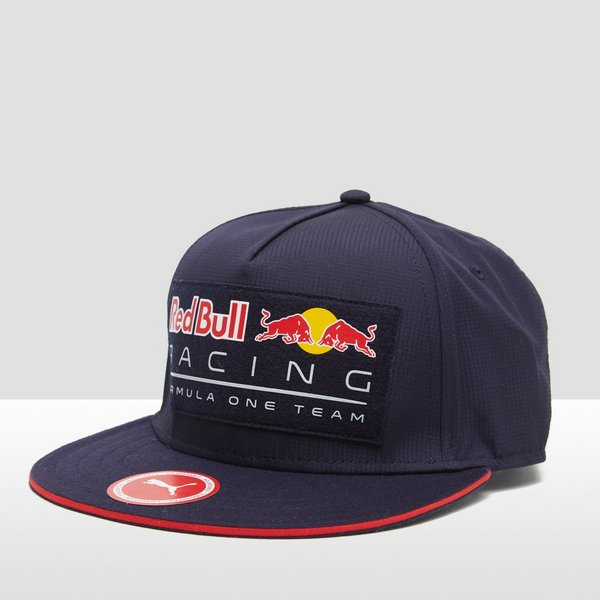 PUMA RED BULL RACING LIFESTYLE FLATBRIM PET BLAUW