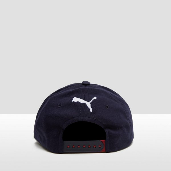 217e7aac984 PUMA RED BULL RACING LIFESTYLE BASEBALL PET BLAUW | Perrysport