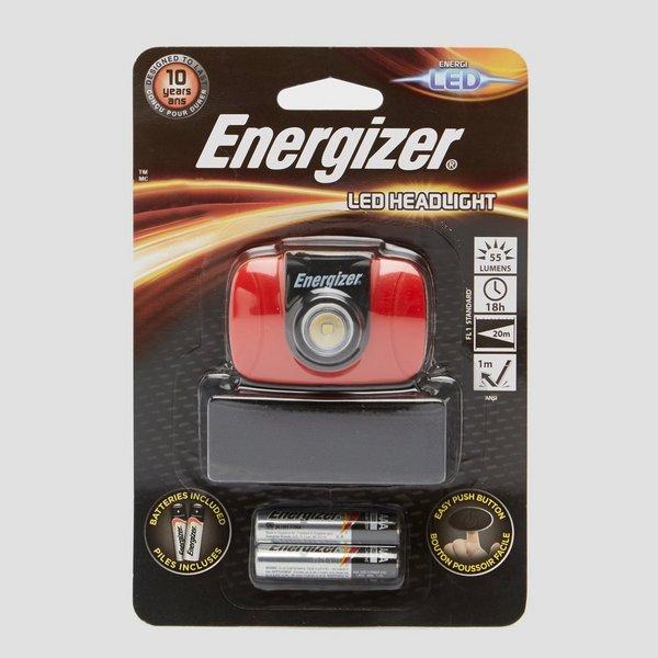 ENERGIZER 2LED HOOFDLAMP