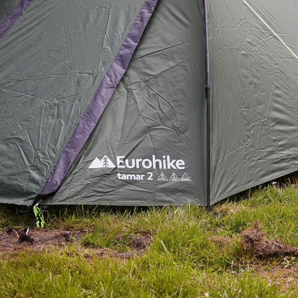 EUROHIKE TAMAR 2 TENT GROEN