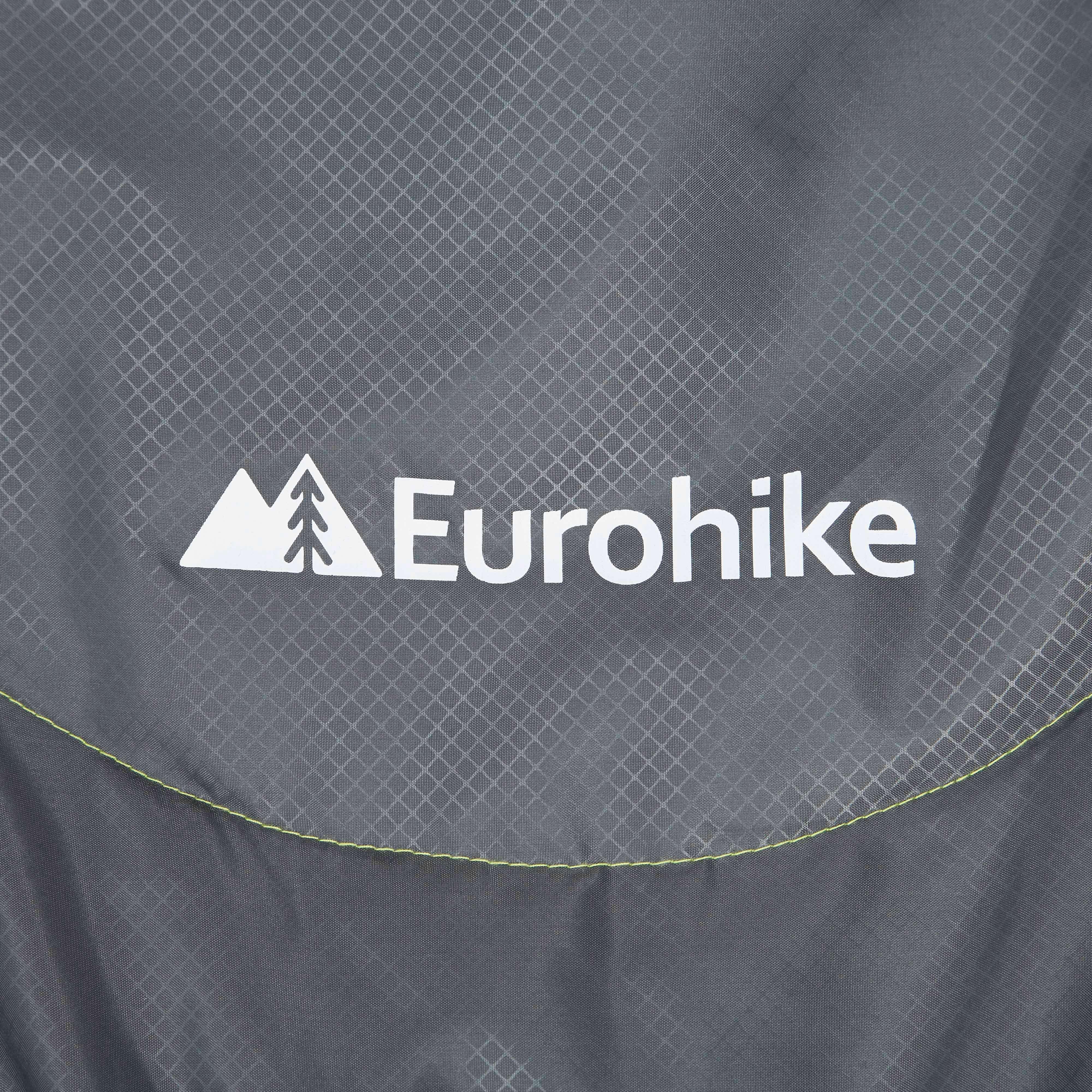 EUROHIKE ADVENTURER 300 XL SLAAPZAK ZWART