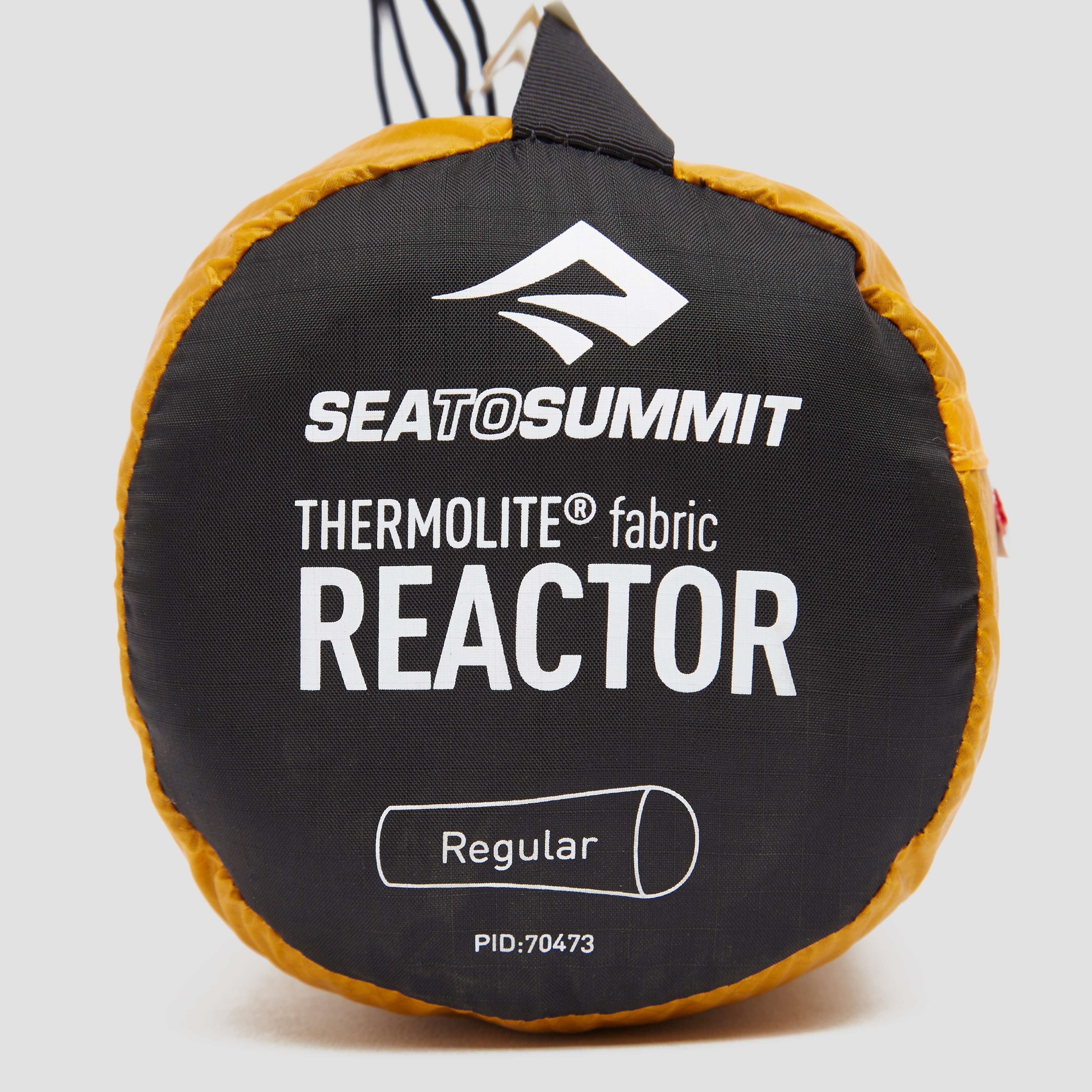 SEA TO SUMMIT THERMOLITE REACTOR LINER LAKENZAK ZWART