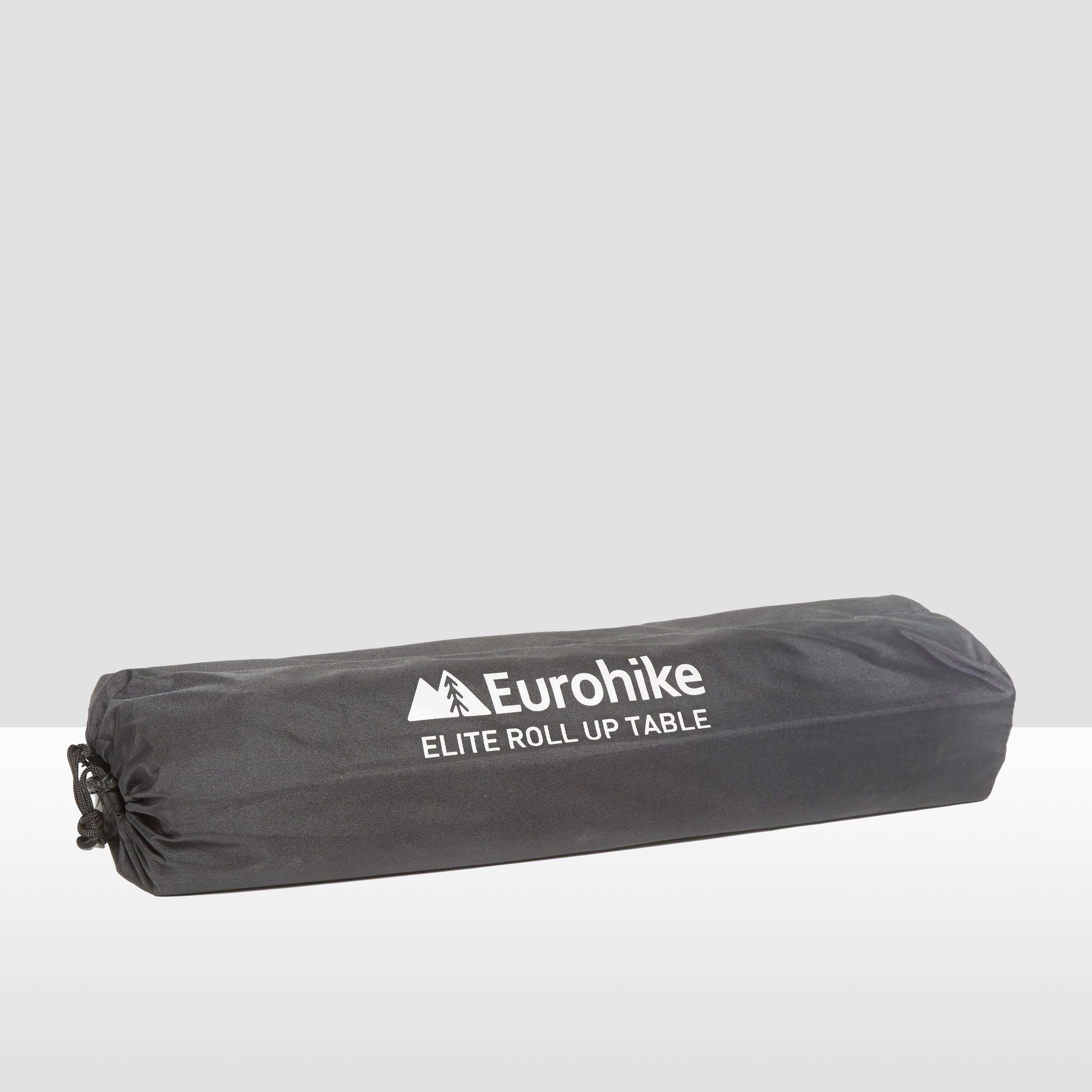 EUROHIKE ELITE ROLL UP TAFEL ZILVER/GRIJS