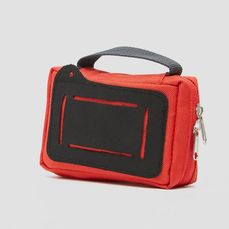 TRAVELSAFE GLOBE SCOUT EHBO KIT ROOD