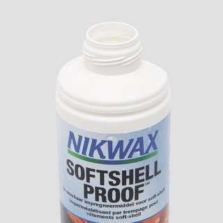 NIKWAX SOFTSHELL PROOF ONDERHOUD