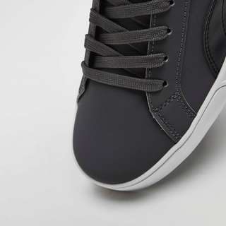 PUMA SMASH VULC SNEAKERS GRIJS HEREN