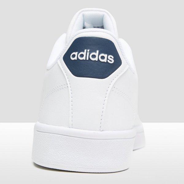adidas cloudfoam heren wit