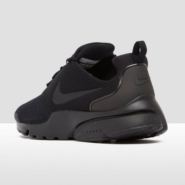 nike air presto fly heren zwart
