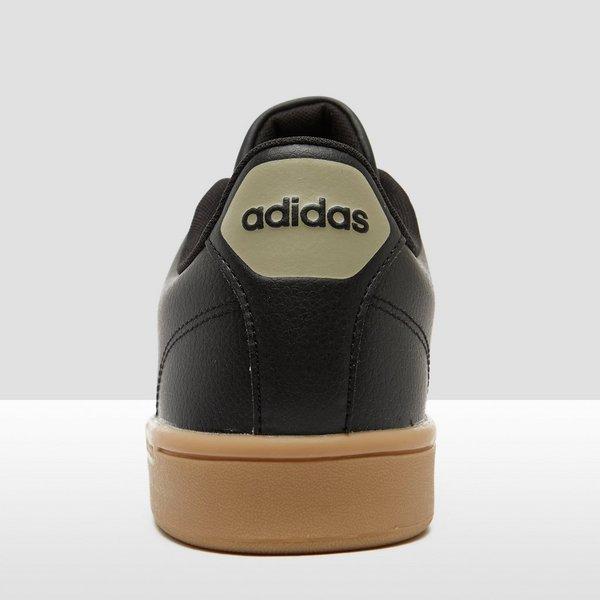 adidas cloudfoam advantage clean sneakers zwart dames