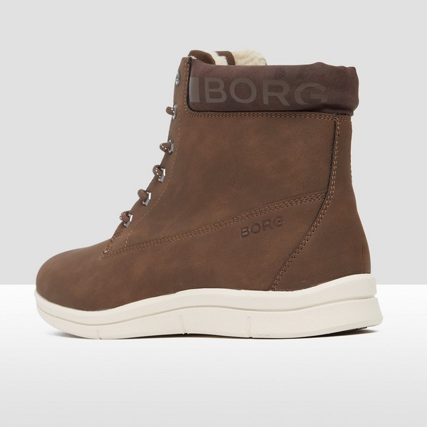 BJORN BORG X250 HIGH FUR SNEAKERS BRUIN HEREN