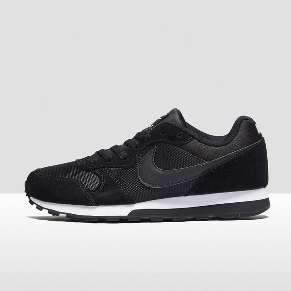 NIKE MD RUNNER 2 SNEAKERS ZWART DAMES