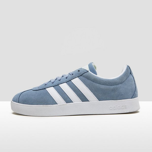421a17ffd01 ADIDAS VL COURT 2.0 SNEAKERS BLAUW/WIT DAMES | Perrysport