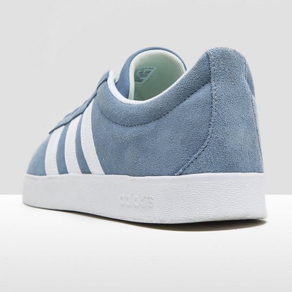 0326f1e40e1 ADIDAS VL COURT 2.0 SNEAKERS BLAUW/WIT DAMES | Perrysport
