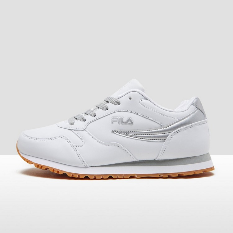FILA FORERUNNER CC SNEAKERS WIT DAMES