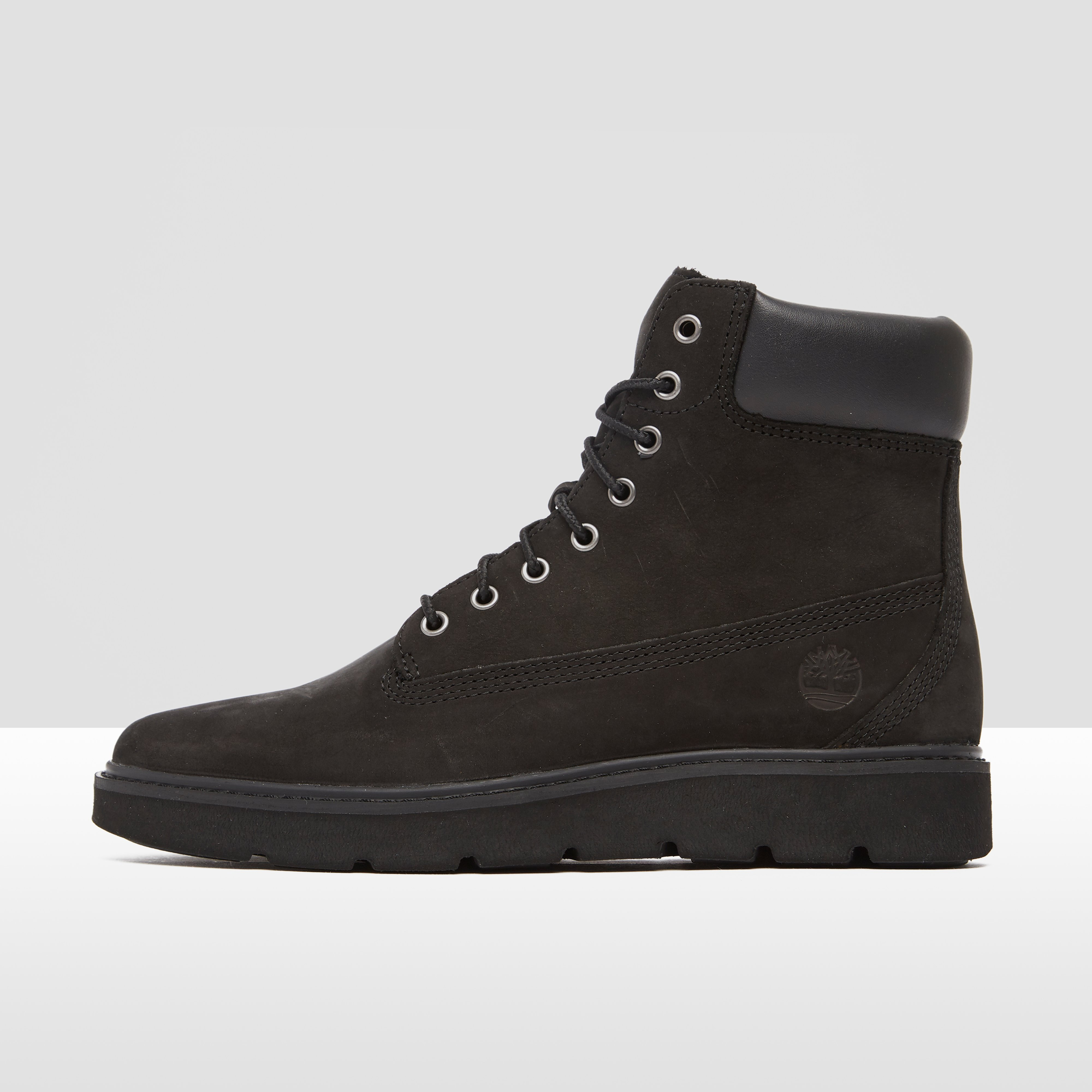 TIMBERLAND KENNISTON LACE UP BOOTS ZWART DAMES