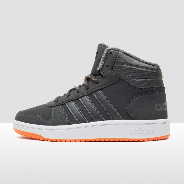 adidas schoenen grijs oranje