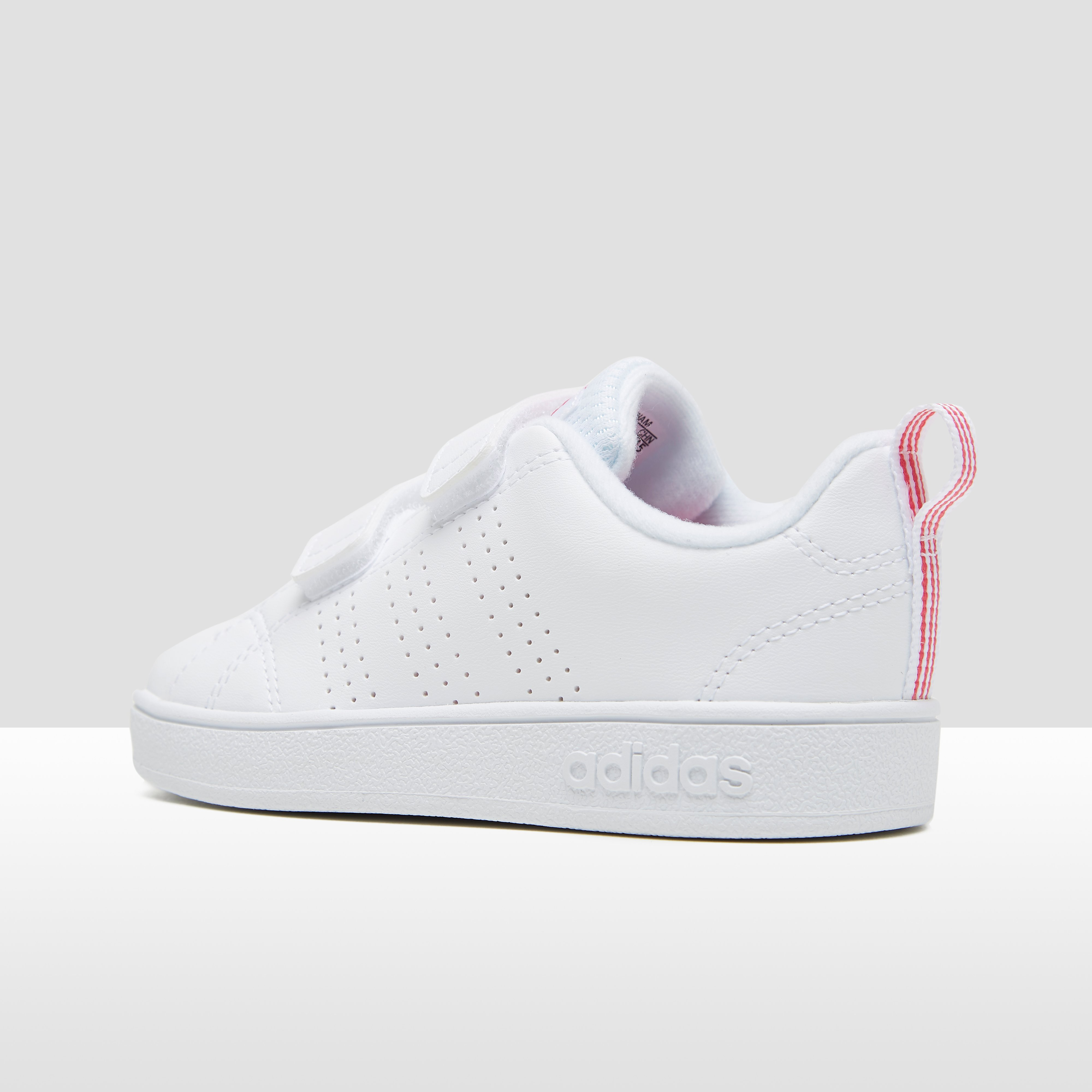 ADIDAS VS ADVANTAGE CLEAN SNEAKERS WIT BABY