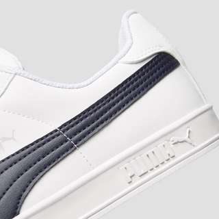 PUMA SMASH VULC SNEAKERS WIT HEREN