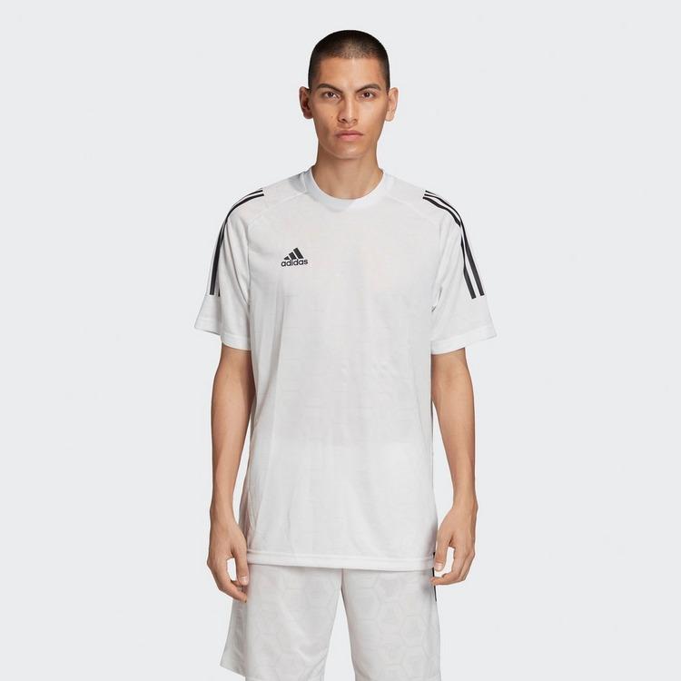 ADIDAS TAN Jacquard Voetbalshirt