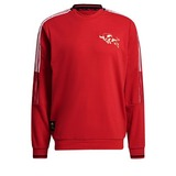 ADIDAS MANCHESTER UNITED CNY VOETBALTOP ROOD HEREN