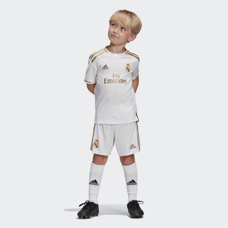 ADIDAS Real Madrid Jeugd Thuistenue