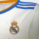 ADIDAS REAL MADRID VOETBALSHIRT WIT KINDEREN