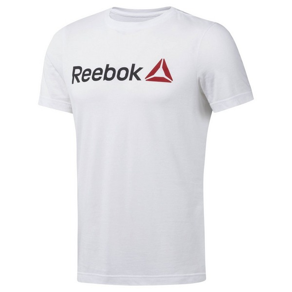 REEBOK Reebok Linear Read T shirt | Perrysport