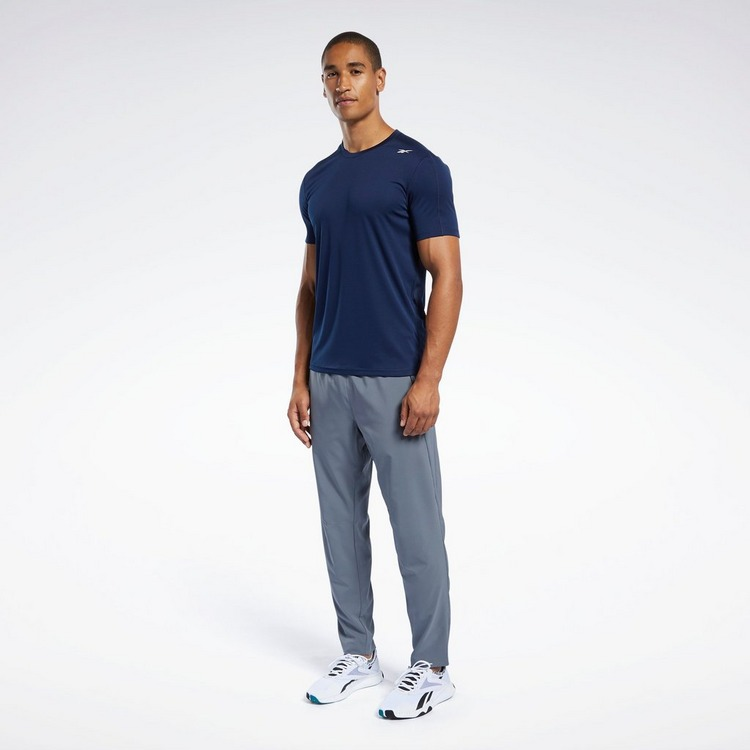 REEBOK Workout Ready Polyester Tech T