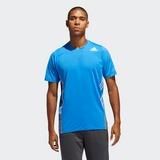 ADIDAS FreeLift 3-Stripes T-shirt