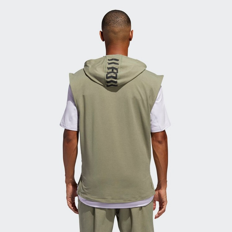 ADIDAS TKO Hooded Shirt
