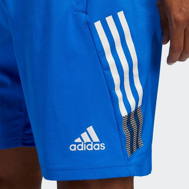 ADIDAS 4KRFT 3-Stripes 9-Inch Short