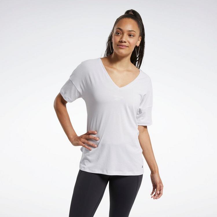 REEBOK ACTIVCHILL+COTTON T-shirt
