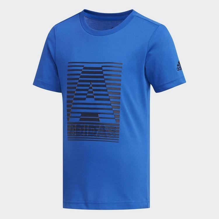 ADIDAS Cotton T-shirt
