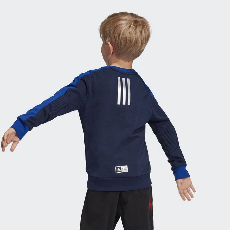ADIDAS Marvel Spider-Man Crew Sweatsh