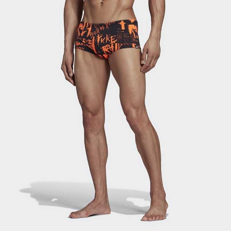 ADIDAS Graphic Pro Swim Aquashorts