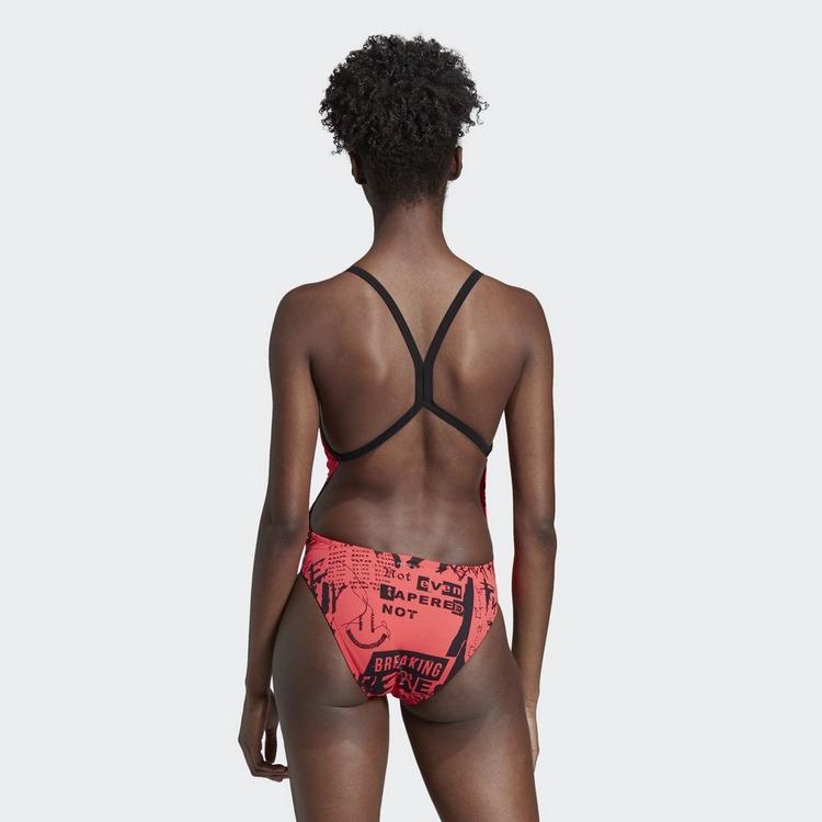 ADIDAS Allover Print Pro Swimsuit