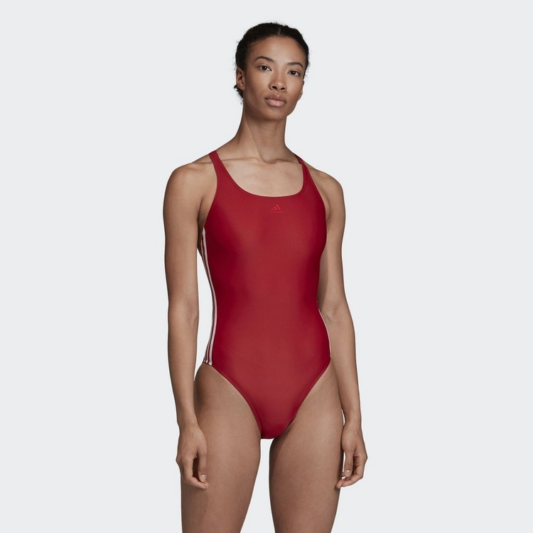 ADIDAS Athly V 3-Stripes Swimsuit