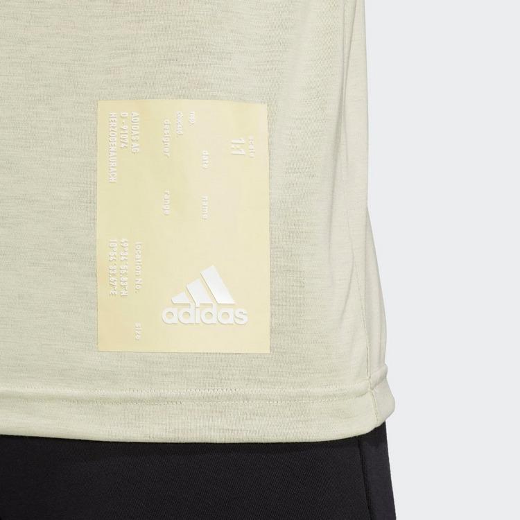 ADIDAS Inside Mesh Tech Tshirt