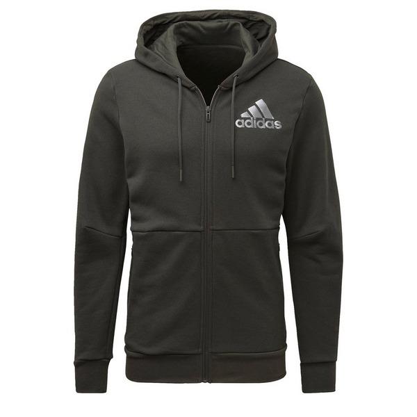 ADIDAS Sport ID Full-Zip Hoodie