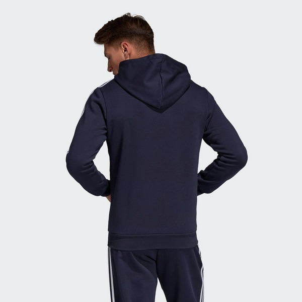 ADIDAS Essentials 3-Stripes Fleece Hoodie