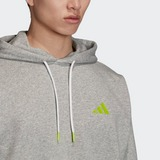 ADIDAS The Cloud 3-Stripes Graphic Hoodie