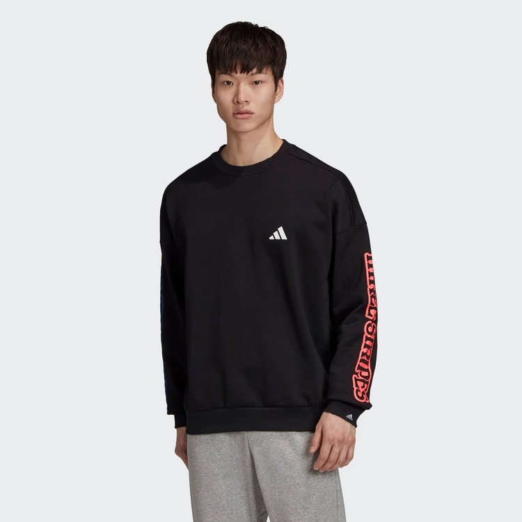 ADIDAS The 3-Stripes Graphic Sweatshi