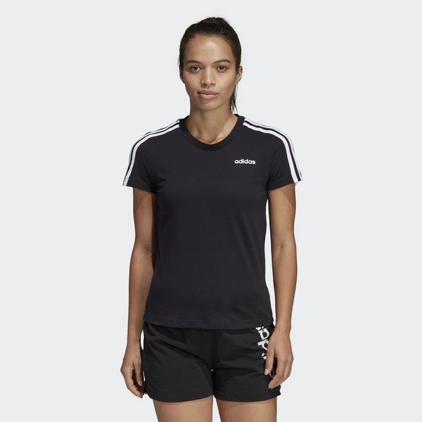 ADIDAS Essentials 3 Stripes T shirt