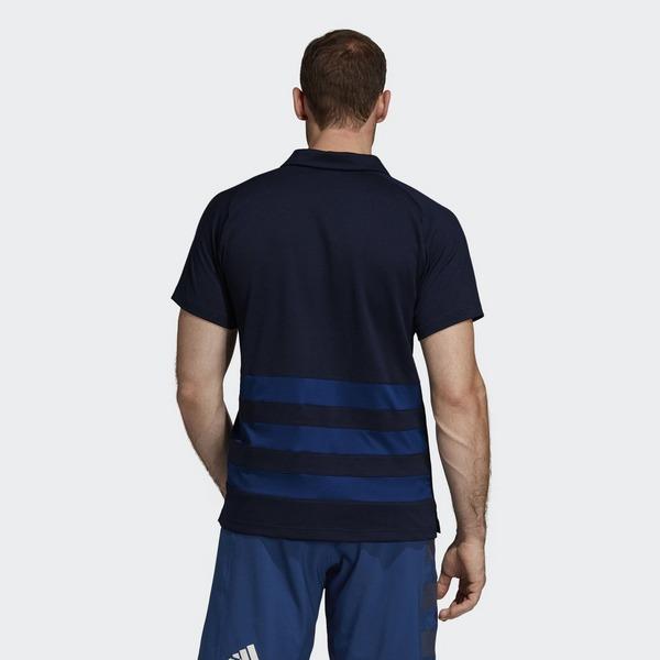 ADIDAS All Blacks Parley Polo Shirt