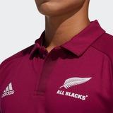 ADIDAS All Blacks Primeblue Poloshirt