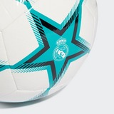 ADIDAS UCL CLUB REAL MADRID PYROSTORM VOETBAL WIT
