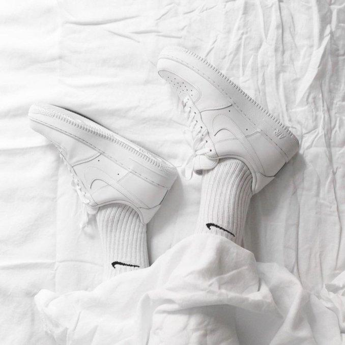 Nike Air Force 1 mujer blancas